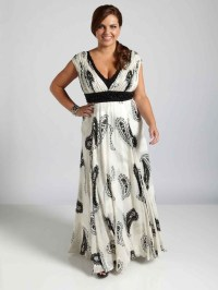 Plus Size Evening Dresses   Dressed Up Girl