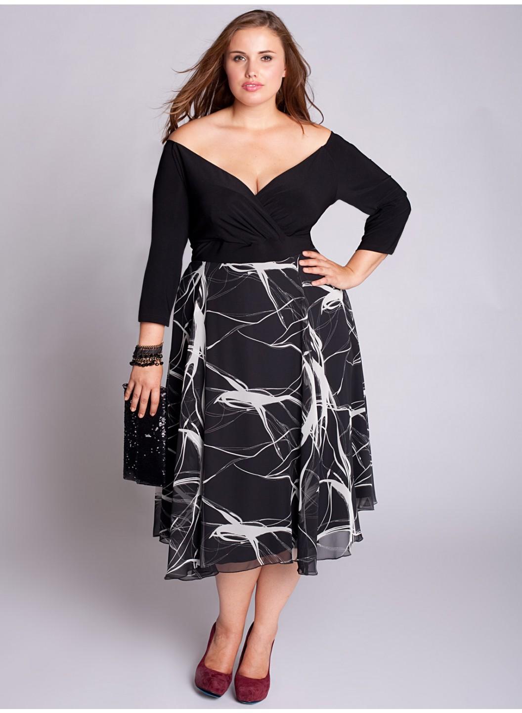 Plus Size Formal Dresses Dressed Up Girl