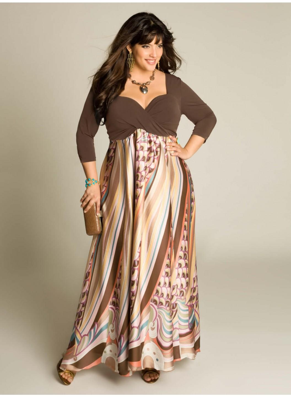Plus Size Maxi Dresses  Dressed Up Girl