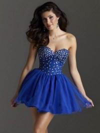 Blue Prom Dresses | Dressed Up Girl