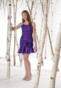 Purple Bridesmaid Dresses | Dressed Up Girl