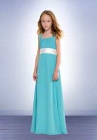 Chiffon Bridesmaid Dresses   Dressed Up Girl
