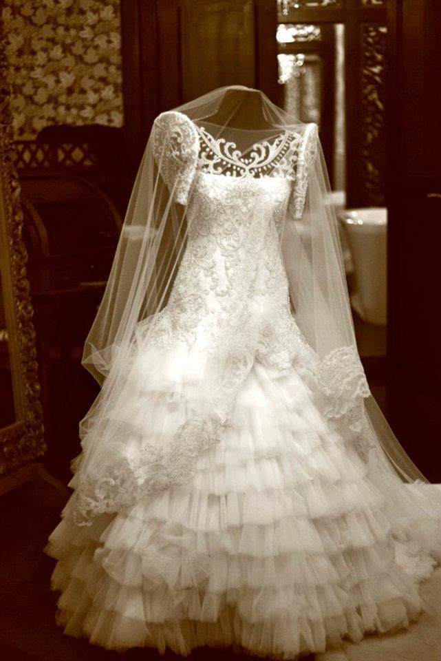 Traditional Filipino Wedding Dress