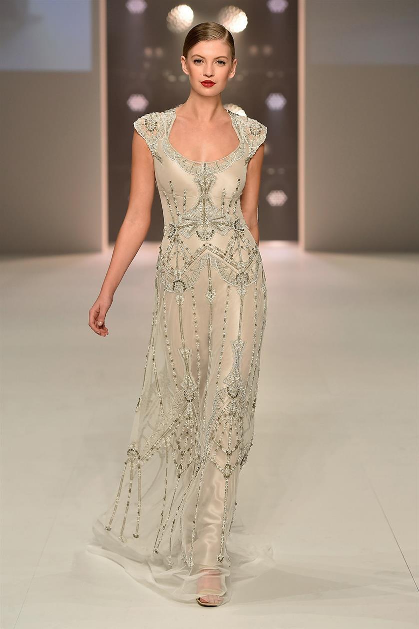 Art Deco Gown  DressedUpGirlcom