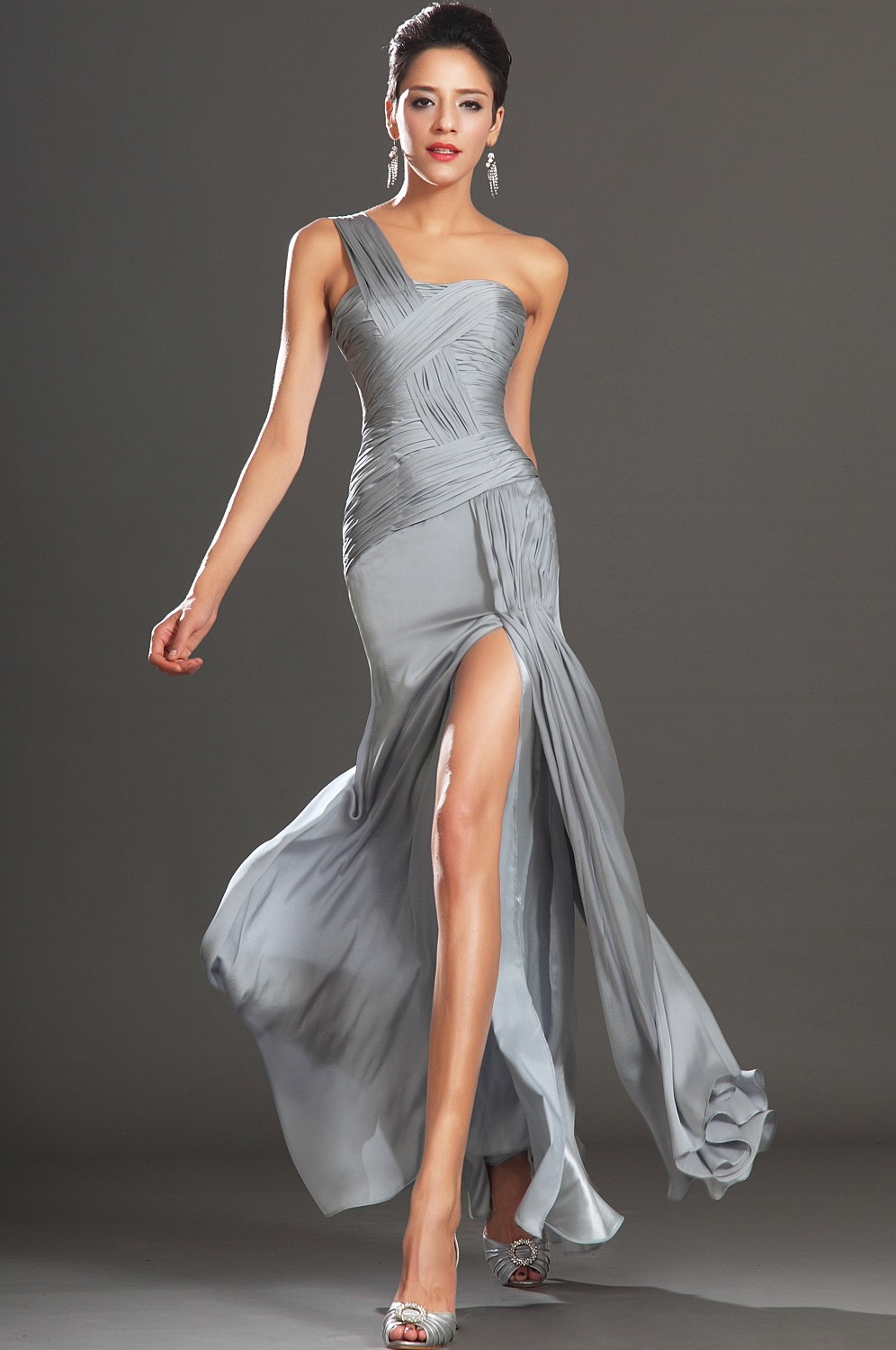 Silver Gowns