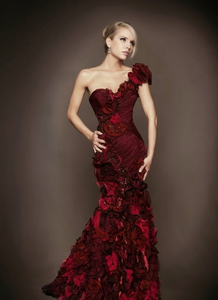 Gorgeous Gowns  Dressed Up Girl