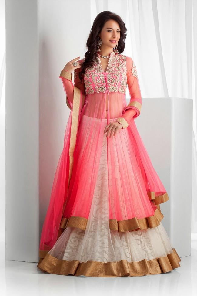 Evening Wedding Dress Attire