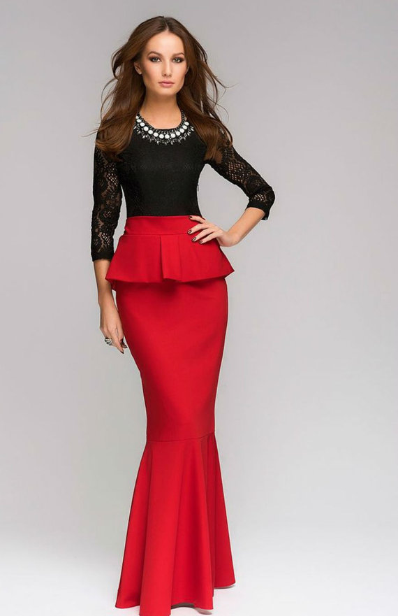 Peplum Gown  Dressed Up Girl