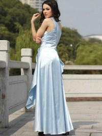 One Shoulder Loose Fitting Prom Dress- 100% Tailor-Made ...