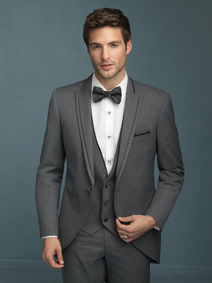 Grey Tuxedos For Weddings