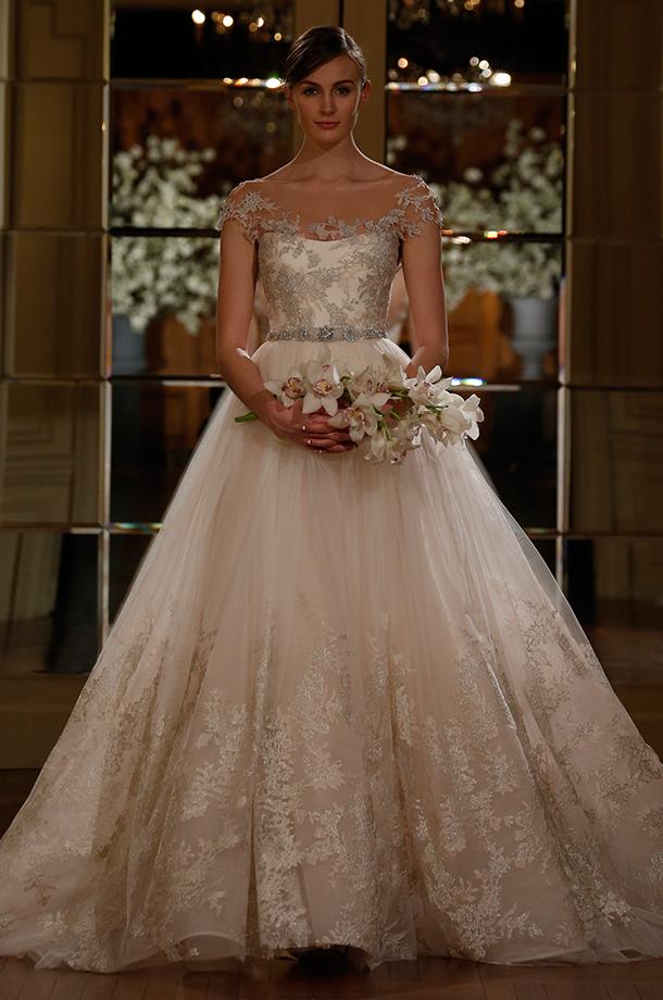 Designer Wedding Dresses  Romona Keveza Collection Spring 2015