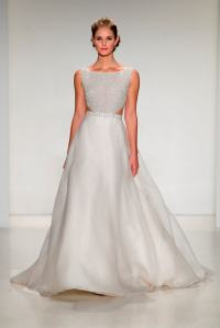 Wedding Dress of the Day 'Greer' by Anne Barge