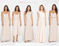 Lauren Conrad's Bridesmaid Dresses for Paper Crown