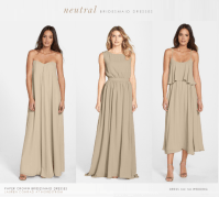 Lauren Conrad's Bridesmaid Dresses for Paper Crown