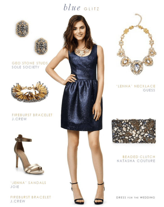 January Wedding Guest Outfit