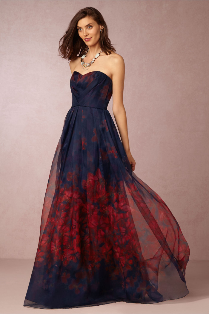 What to Wear to a Fall 2015 Wedding