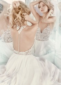 A Gorgeous New Hayley Paige Wedding Dress - Our Wedding ...