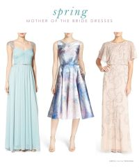 Spring Mother of the Bride Dresses | Dress for the Wedding