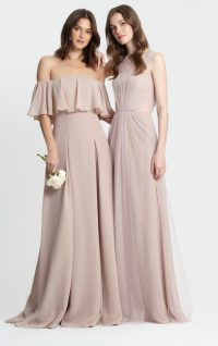 Monique Lhuillier Bridesmaid Dresses for Spring 2017