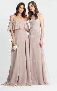 Monique Lhuillier Bridesmaid Dresses for Spring 2017 ...