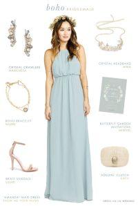 Boho Bridesmaid Dresses | Dress for the Wedding