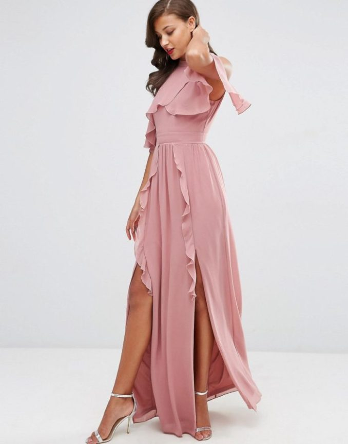 Image Result For Dress With Flutter Sleeves