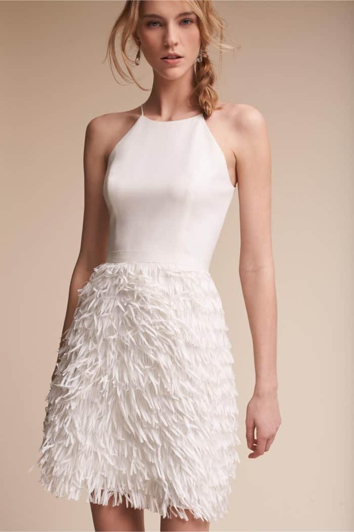 Cute Little White Dresses