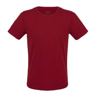Pánské udržitené tričko Melawear červené