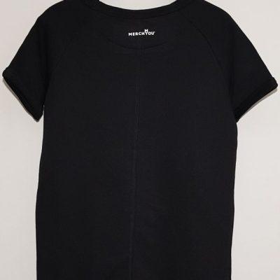 Slou trikošaty černé back