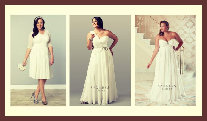 My Top Wedding Dresses for the Curvy Bride!
