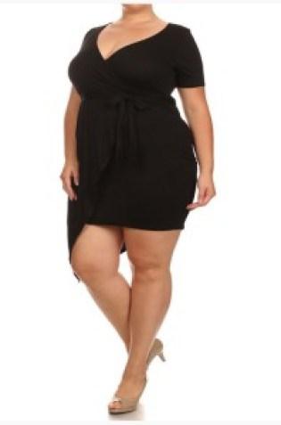 under 100 black dress