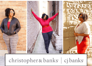 Christopher & Banks Collage
