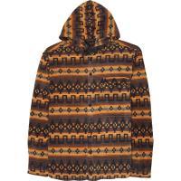 Billabong Furnace Hood Blue buy and offers on Dressinn