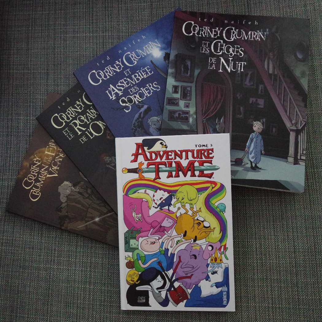 Free Comic Book Day France 2015