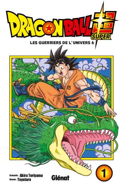 Couverture_Dragon Ball Super 01