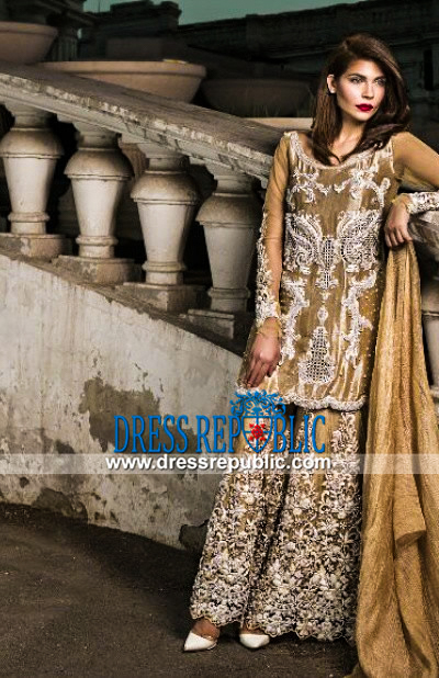 Pakistani Fashion Designer Ammara Khan Occasion Dresses