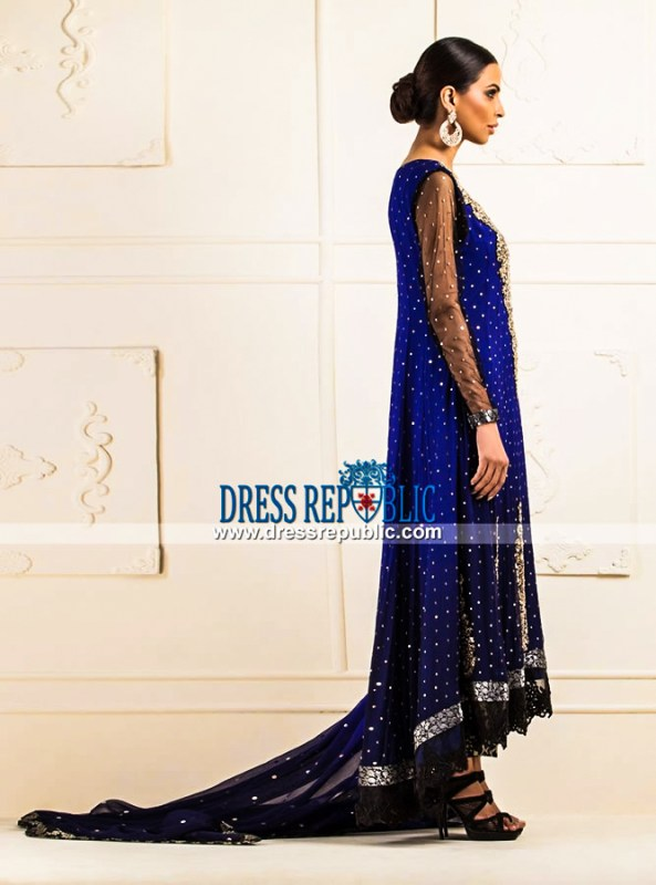 Pakistani indian wedding guest dresses formal evening for Indian wedding dresses new york