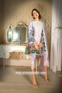 DRP6269 - Sobia Nazir Spring Summer Lawn 2017