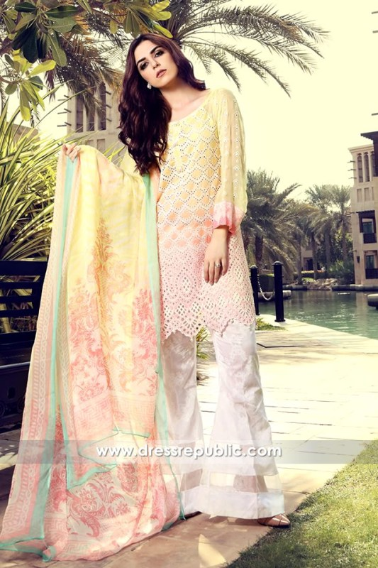 DRP6315 - Pakistani Designer Lawn Suits Prints