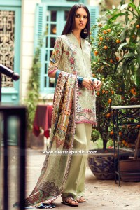DRP6331 - Zara Shahjahan Lawn 2017 Collection