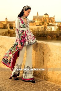 DRP6341 - Elan Lawn SS17 Collection