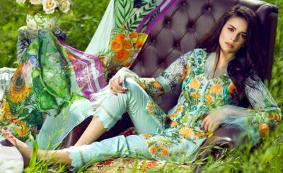 Asifa Nabeel Lawn 2017 Now Available at Dress Republic