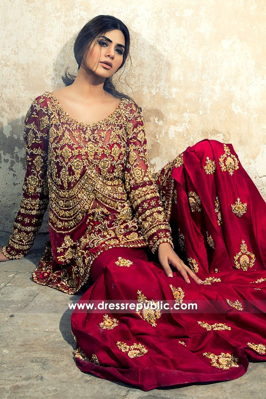 DR14200 - Mina Hassan 2017 Collection