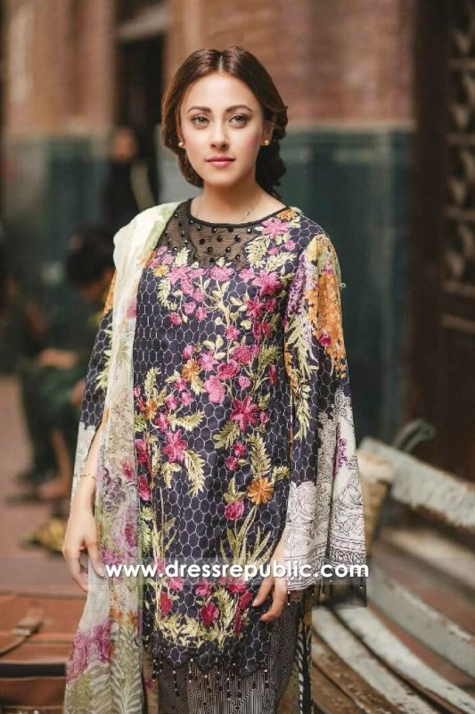 DR6512 - Rang Rasiya Lawn 2017 EID Collection