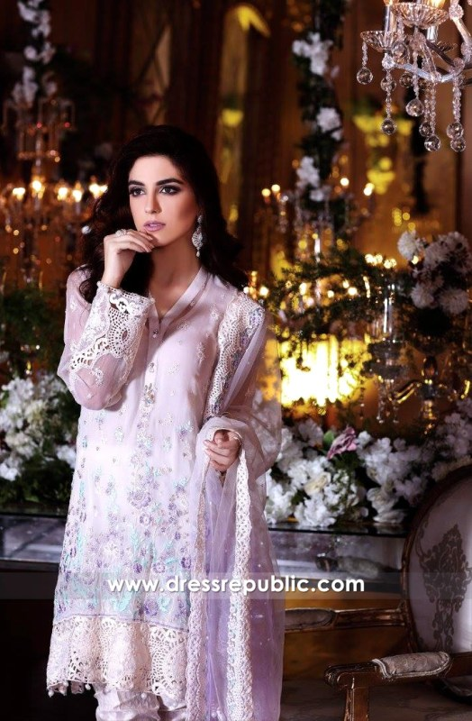 DRP6572 - Maria B Chiffon EID Collection 2017