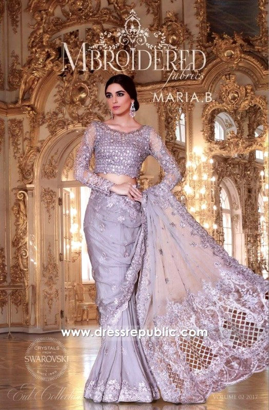 DRP6575 - Maria B Chiffon EID Collection 2017