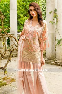 DRP6603 - Sobia Nazir Eid Collection 2017 Luxury Chiffon