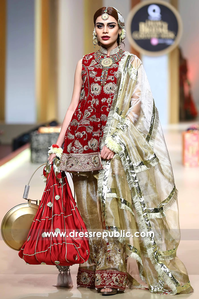 DR14208 - Bridal Couture Week Designers 2017