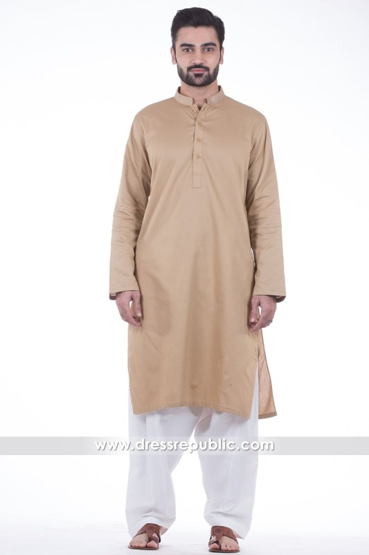 DRM2154 - Plain Kurta Pyjama for Eid 2017 in UK