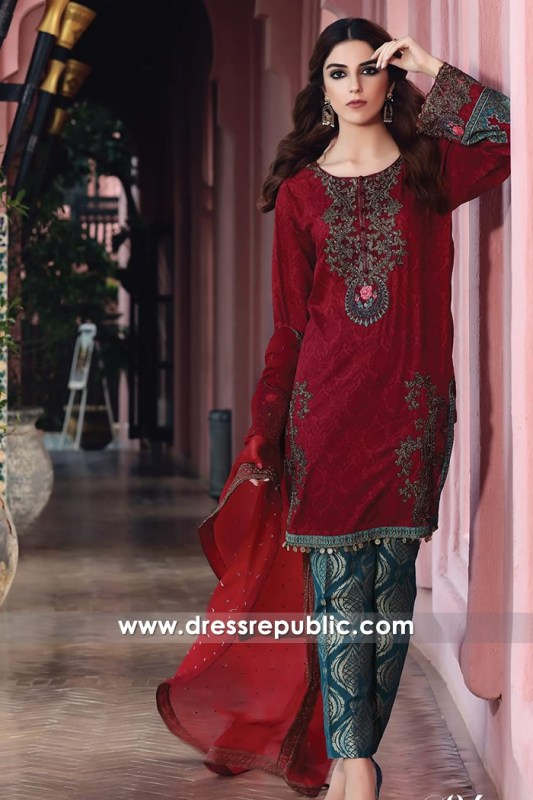 DRP6668 - Maria B Lawn Eid Collection 2017